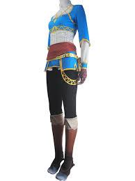 Zelda Costumes Halloween Zelda Breath Wild Princess Zelda Tunic Cosplay Halloween