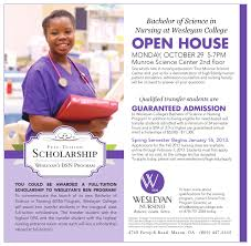 wesleyan rn to bsn wesleyan nursing ad for newspaper by brandi vorhees issuu