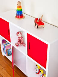 Kids Cube Bookcase Mocka Essentials 6 Cube Storage Solution