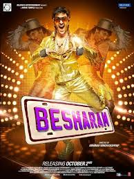 besharam 2013 movie new hd poster cast pictures images photos