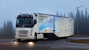 18 wheeler volvo trucks for sale volvo concept truck u0027s gets 30 percent cleaner from new hybrid