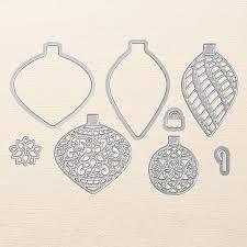 a twist on delicate ornament thinlits dies stin pretty