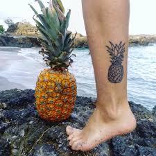 Tropical Themed Tattoos - tropical tattoo ideas popsugar australia smart living