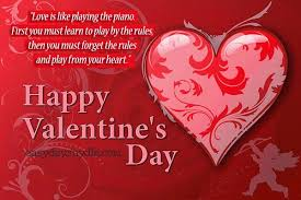 valentines day greetings for family message friends and