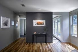 two color painting ideas office rooms grey wall accent house