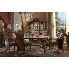 Oversized Dining Room Chairs Acme Versailles 96