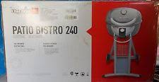 Char Broil Patio Bistro Tru Infrared Electric Grill Char Broil 14601832 Tru Infrared Patio Bistro 360 Gas Grill Ebay