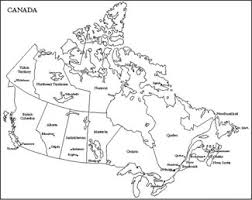 blank political map of canada canada maps map of canada political railway canada outline map