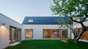 Pictures Of Houses Maka Arkitektur Completes Contemporary Swedish Courtyard House