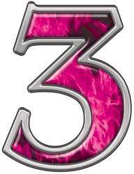 3 by 3 Number Three Clipart Cliparthut Free Clipart