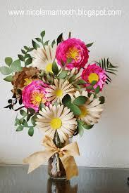 bouquet en papier 147 best paper crafts u0026 projects images on pinterest paper