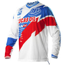 mx motocross gear troy lee designs new tld mx gear gp air astro team white motocross