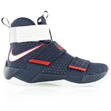 obsidian blue color lebron goes lightweight the soldier 10 sfg