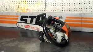 the chainsaw guy shop talk stihl ms 191 chainsaw 9 15 youtube