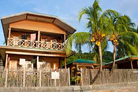 Cheap Beach Houses - el nido accommodation guide hotels resorts and cheap lodges
