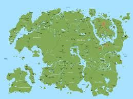 Eragon Map What Terrible Map Design Worldbuilding