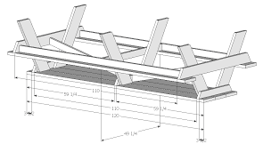 Plans For Picnic Tables by 10 U2032 Picnic Tables Jays Custom Creations