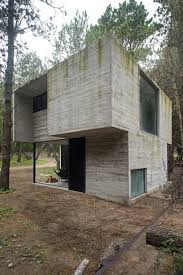 Summer Home Compact Summer Home Hidden In The Argentinian Forest