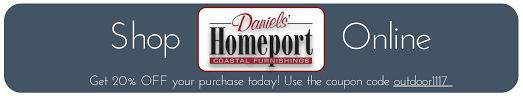 daniels u0027 homeport coastal furnishings outer banks furniture store