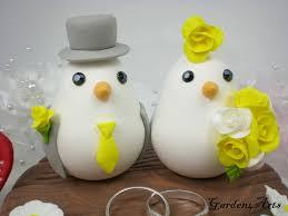 wedding cake toppers love birds wedding cake toppers love bird