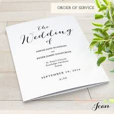 order wedding programs online best 25 wedding program template word ideas on diy