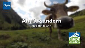Wiesengrund Bad Hindelang Allgäuwandern In Bad Hindelang Wanderurlaub Im Allgäu Youtube