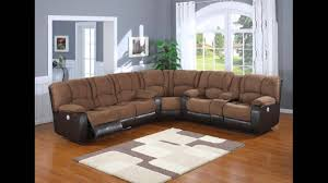 Leather Like Sofa 3 Pc 2 Tone Jagger Mocha Microfiber And Leather Like Vinyl