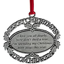 merry from heaven ornament home kitchen