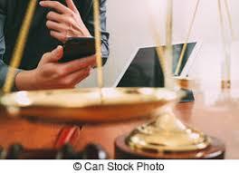 bureau echelle échelle informatique tablette bureau justice marteau photo