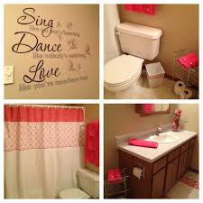 Girly Bathroom Ideas Best College Apartment Bathroom Ideas Only On Pinterest Module 37