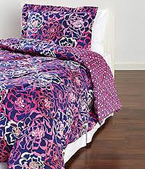 Dillards Girls Bedding by Vera Bradley Katalina Pink Comforter Set Dillards Home Decor
