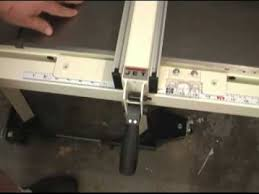 jet cabinet saw review jet proshop table saw youtube