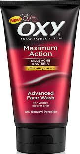 oxy rapid treatment face wash 5 fl oz walmart com