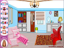 Barbie Room Game - room games pog com