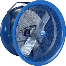 high cfm industrial fans patterson high velocity industrial barrel fan 30 inch 12000 cfm
