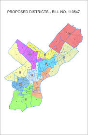 Seattle Districts Map by Philadelphia City Council Approves Redrawn District Map Cbs Philly