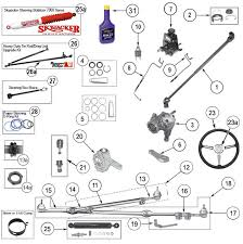 interactive diagram wrangler yj steering parts jeep yj parts