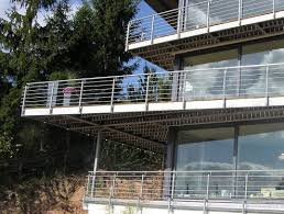 balkon metall balkone stahlbalkone und terrassenbeläge kolb metallbau 63654