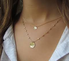 Disc Necklace The 25 Best Gold Disc Necklace Ideas On Pinterest Disc Necklace
