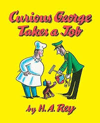curious george rey margret rey 0046442150231 amazon