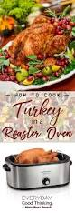 Toaster Oven Turkey How To Cook Turkey In A Roaster Oven For Thanksgiving Everyday