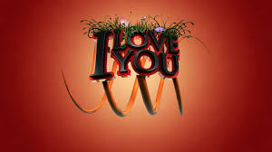 i love you 3d wallpapers hd wallpapers
