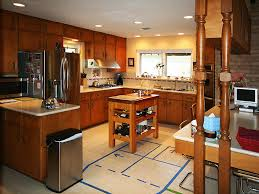 Kitchen Cabinets Island Kitchen Cabinets And Island Roxton Custom Home Remodeling