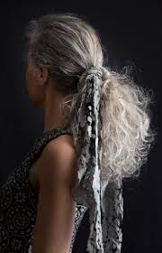 hairstyles for thick grey wavy hair best 25 long gray hair ideas on pinterest can grey hair go