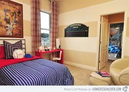 Best Boys Sports Themed Bedrooms Images On Pinterest Boy - Kids sports room decor