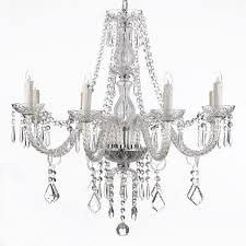 Chandeliers Modern Chandelier Astonishing Faux Crystal Chandeliers Appealing Faux