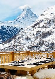Jet In For Your Exclusive Birthday Party In The Alps Art De