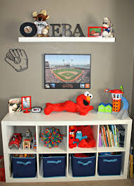 toddler baseball bedroom decor pinterest toy room and house