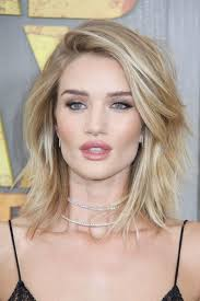 50 gorgeous shoulder length haircuts celebrities hair lob and bobs