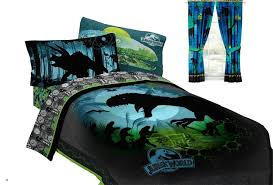 Dinosaurs Curtains And Bedding by 8pc Jurassic World Dinosaur Twin Single Bedding Set Comforter